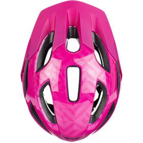 Bontrager Tyro Helm Jugend flamingo pink